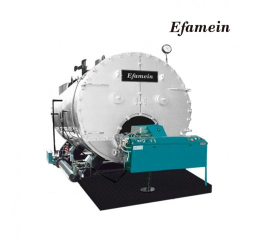 EFAC – Caldera Pirotubular 200 BHP Wet Back Efamein