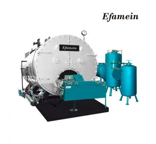 EFAC – Caldera Pirotubular 300 BHP Wet Black Efamein