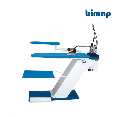 PROFIX – Mesa de Planchado con Brazo para Manga BIMAP