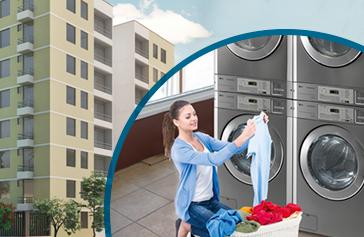 Asesoría en lavandería multi-housing