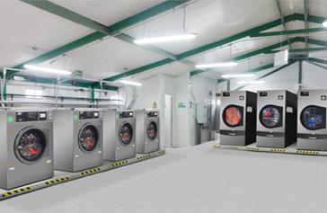Asesoría en proyectos de lavandería