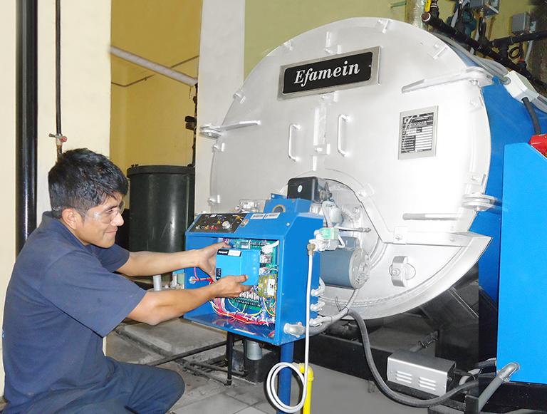 Mantenimiento correctivo de lavadoras