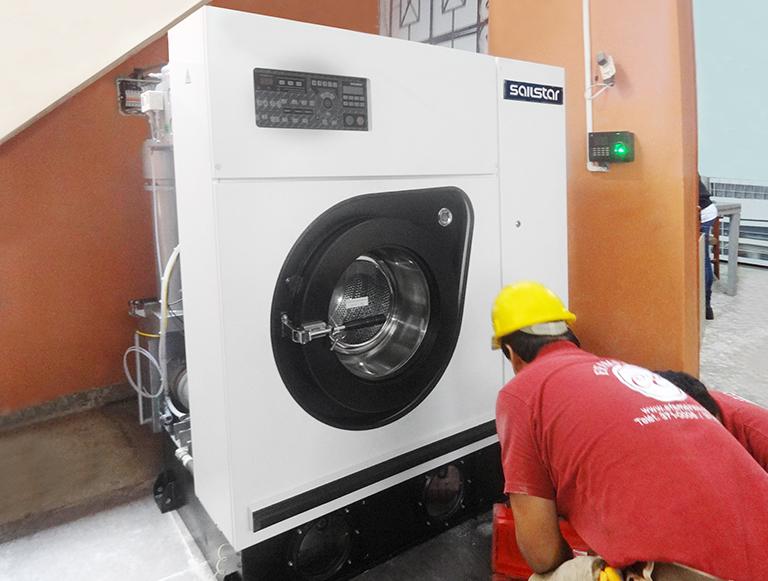 Mantenimiento preventivo de lavadoras